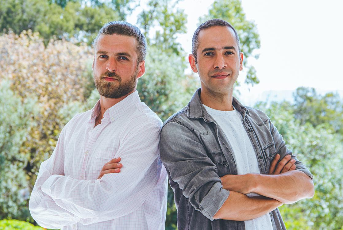 contact fayçal et edouard cofondateurs de capte
