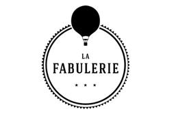 Logo de la fabulerie, partenaire de CAPTE
